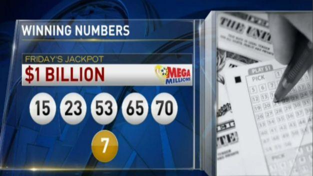 Mega Millions Jackpot Climbs to $1.6 Billion