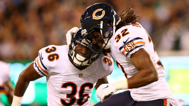 Bears Edge Jets 27-19