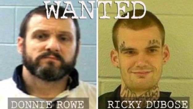 Manhunt for Escaped Georgia Inmates Continue