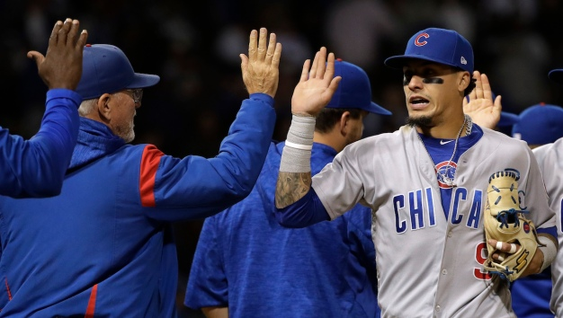 Chicago Cubs Beat White Sox 8-3