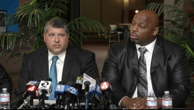 'I Am Completely Innocent': Ex-NFL Star Refutes Rape Charges