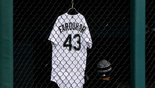 White Sox Honor Farquhar With Touching Tributes