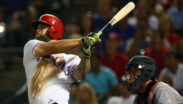 Cubs Reportedly Add Mike Napoli to Coaching Staff