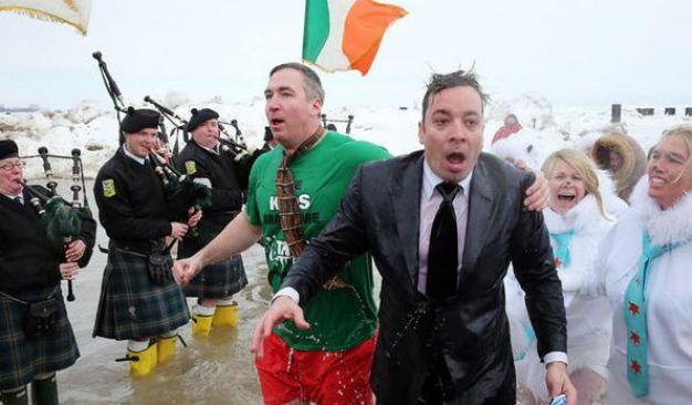 Fallon Helps Polar Plunge Raise Record $1M