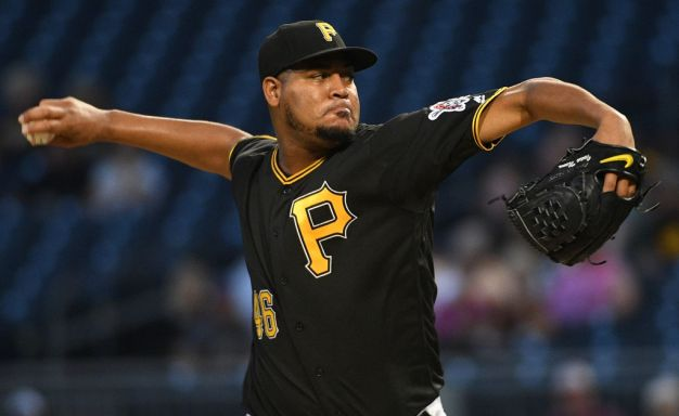 Pitcher Ivan Nova Acquired by White Sox from Pirates