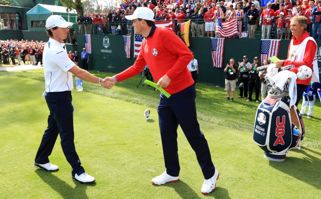 How the Europeans Took the Ryder Cup