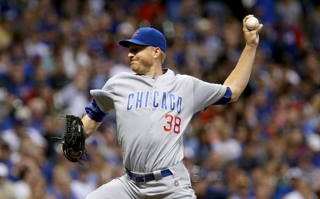 Chicago Cubs Place Mike Montgomery on Disabled List