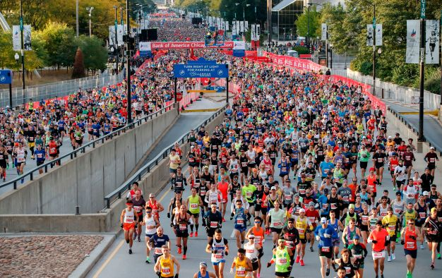 Tuesday is Last Day to Register for 2020 Chicago Marathon
