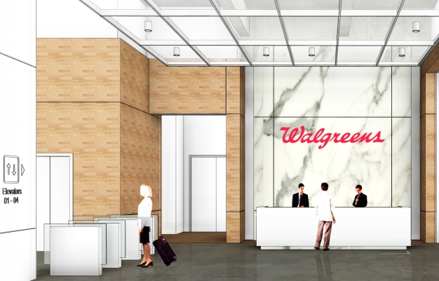 See What Walgreens' New Chicago Office Will Look Like