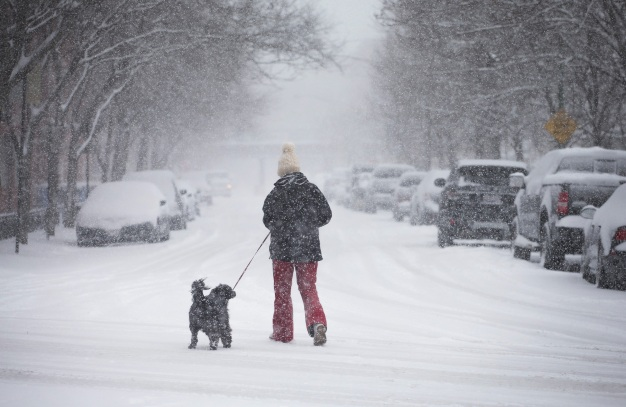 Several Inches of Snow Possible by Next Week in Chicago Area