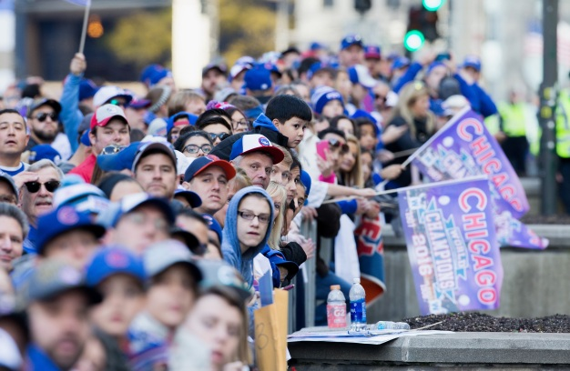 Chicago Cubs Fans Named Best in the World