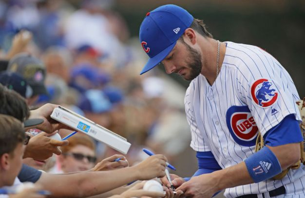 Bryant Gives Blunt Answer on 'Harper to Cubs' Rumors