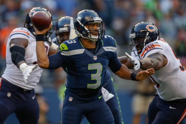 Seahawks Blow Out Bears 34-6