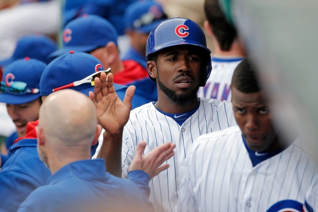 Cubs Place Fowler on Disabled List With Hamstring Injury