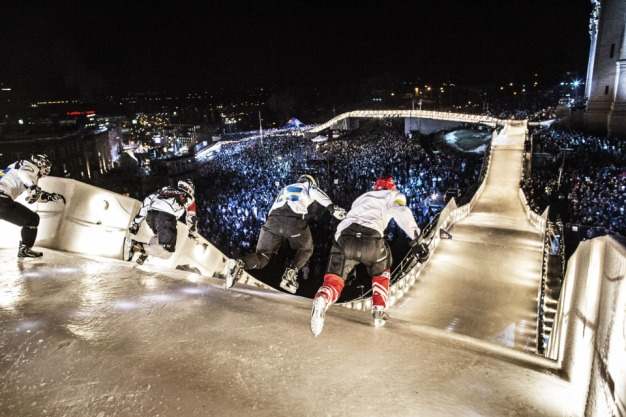 Behind The Scenes: Red Bull Crashed Ice