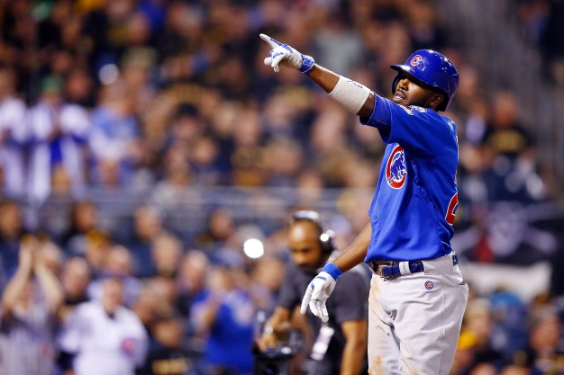 Dexter Fowler Returns to Cubs' Lineup Friday Night