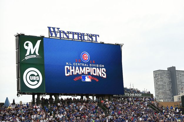 Cubs Playoff Tickets on Pace to be Most Expensive Ever