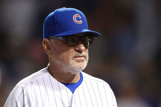 Maddon Responds to Players' Criticism of Managing Tactics