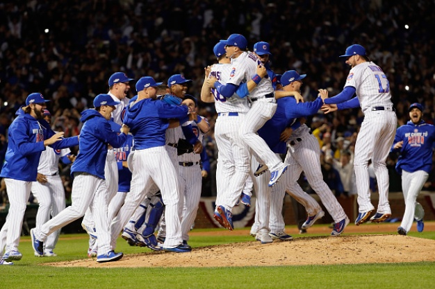 Dodgers Congratulate Cubs With Touching Message