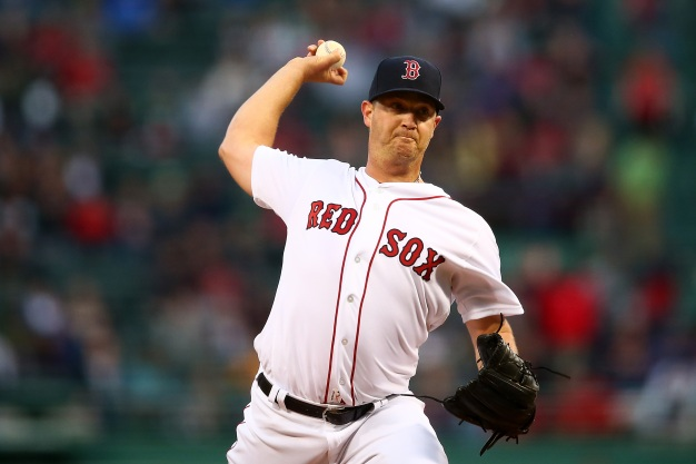 Red Sox Pitcher Arrested on Domestic Assault Charge