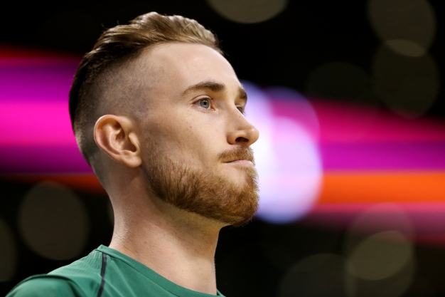 'It Sucks': Hayward's Wife Speaks Out on Husband's Injury
