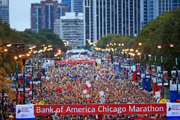 How to Get Guaranteed Entry to Run 2019 Chicago Marathon