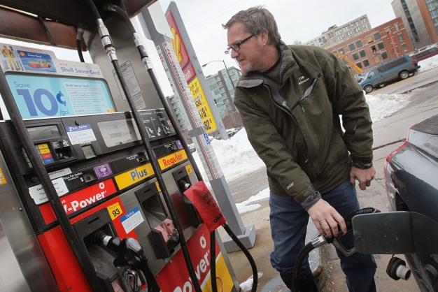 Could Illinois Soon See 99-Cent Gas Prices?