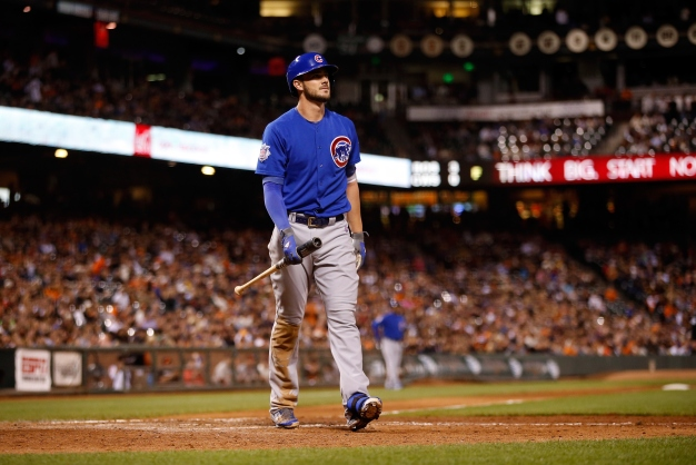 Cubs' Six-Game Winning Streak Halted by Giants