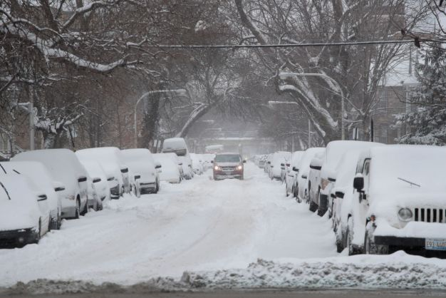 Bitter Cold, Lake Effect Snow Set in After Wintry Weekend