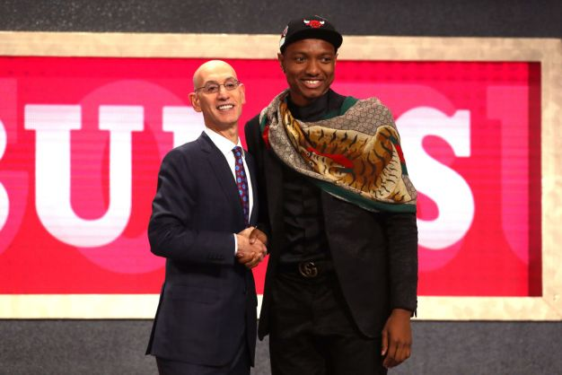 Bulls Pick Wendell Carter Jr. in NBA Draft