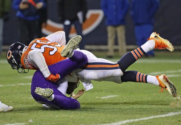 Danny Trevathan Slams Cousins for Prime Time Comment