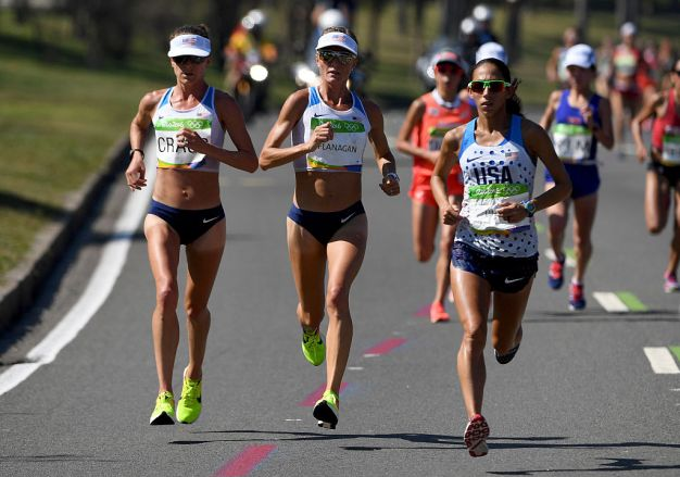 14 Marathon Tips From Olympic Runners