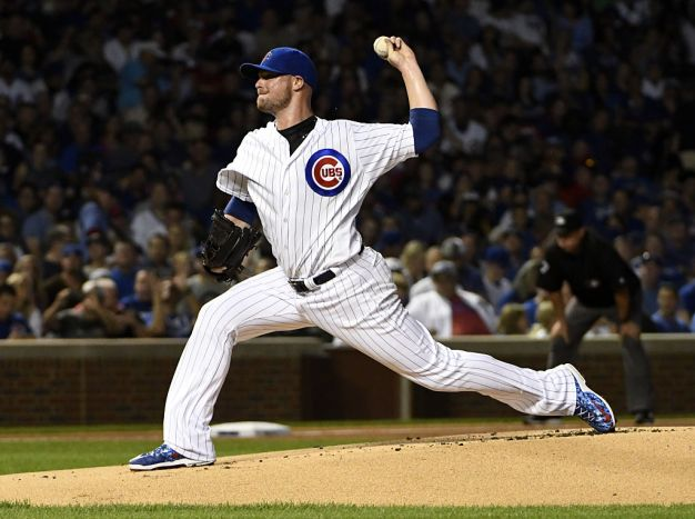 Jon Lester Makes History With Victory Sunday