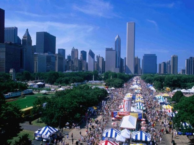 Taste of Chicago 2015 Food Lineup Revealed