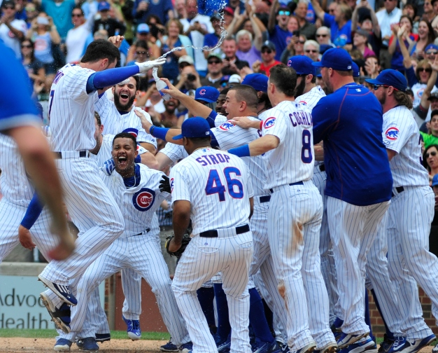 Cubs Look to Make Statement on West Coast Trip
