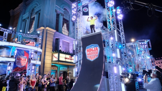 Stars Line Up for 'Celebrity Ninja Warrior for Red Nose Day'