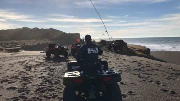Dad, Toddler Swept to Sea as Mother Helplessly Watched