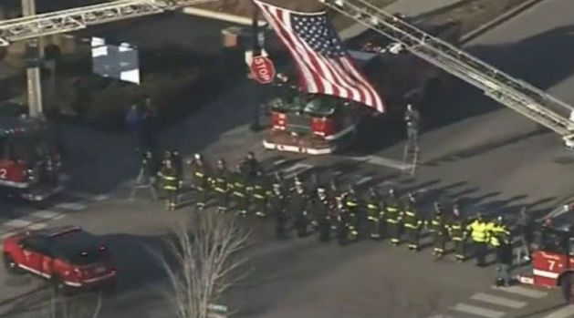Fallen Off-Duty Officer Rivera Remembered in Chicago