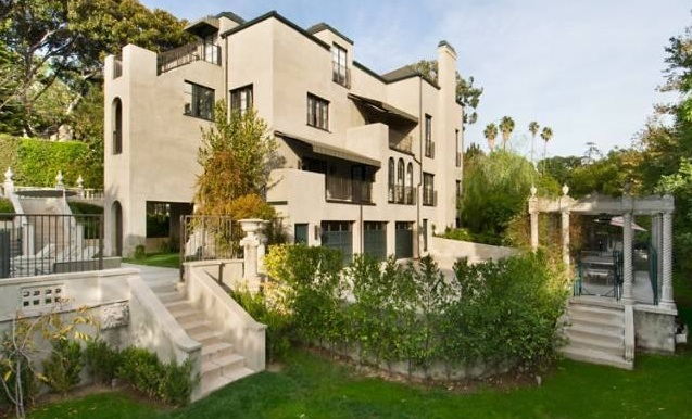 Katy Perry and Russell Brand List LA Digs