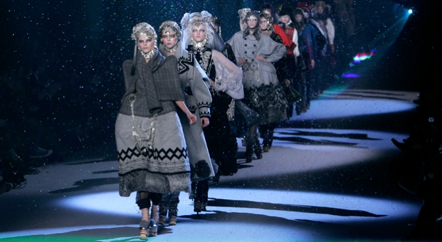 [NATL]Paris Fashion Week: John Galliano