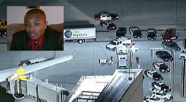 [LA] Baggage Handler Arrested in LAX Dry Ice Bombs Case
