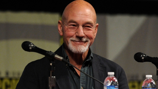 Park Slope Welcomes Patrick Stewart