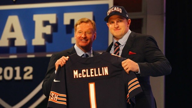 Bears NFL Draft: New Monsters of the Midway