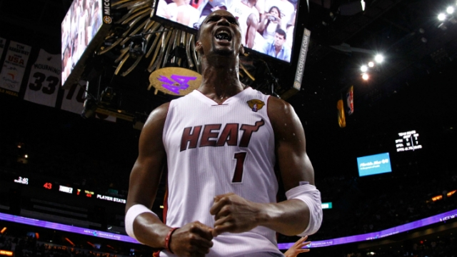 Party Like Chris Bosh for $45,000 a Month