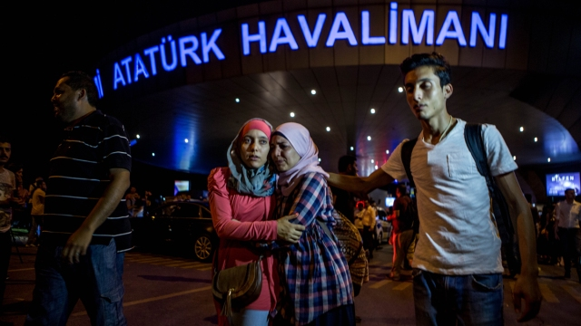 Panic After Explosions at Istanbul Airport: Witnesses
