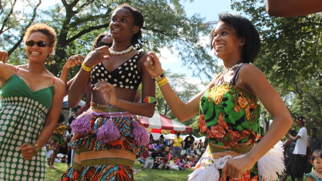 African Festival of the Arts 2011