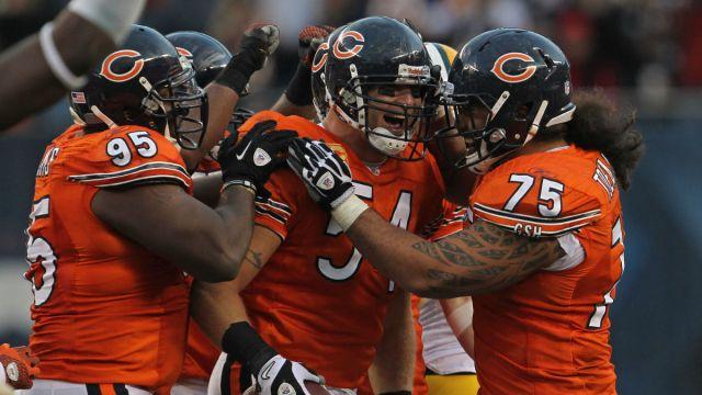 Bears to Bring Back Orange Jerseys in 2018