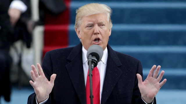 Ethics Lawyers Sue Trump Over Business Interests