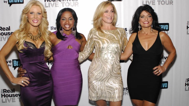Real Housewives Live Tour Hits Horseshoe