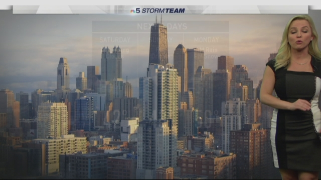 <p>NBC 5 meteorologist Kalee Dionne has your latest forecast update.&nbsp;</p>